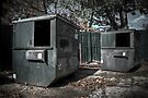 Dumpsters by Eric Scott Birdwhistell