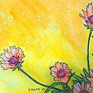 Barbara's Garden X by Alexandra Felgate