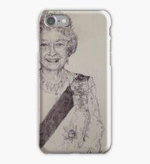 QUEEN ELIZABETH iPhone Case/Skin