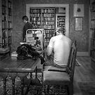 At The Bookstore by Eric Scott Birdwhistell