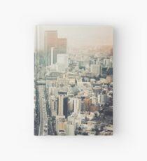 From Shibuya to Roppongi Hardcover Journal