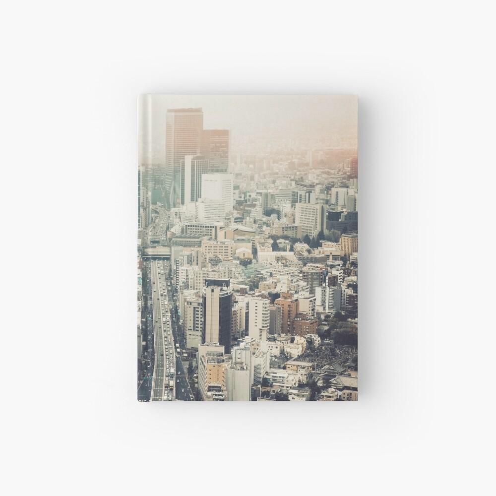 Von Shibuya nach Roppongi Notizbuch