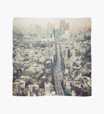 From Shibuya to Roppongi Scarf