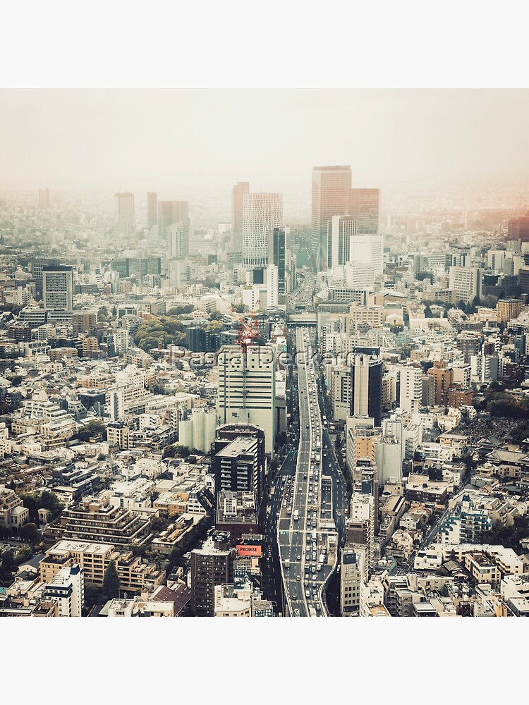 From Shibuya to Roppongi by hraunphoto