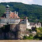 Wachau valley Castle by doug hunwick