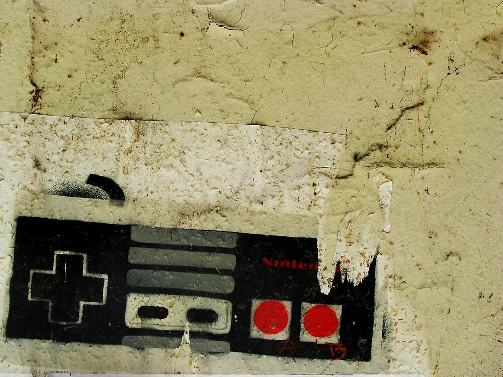 Industrial NES by lasherart