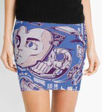 X's head Mini Skirt