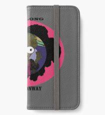 Lebe lang wie Conway iPhone Flip-Case/Hülle/Klebefolie