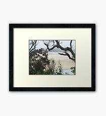 Mallacoota Inlet, Victoria ,Sandbars Framed Print