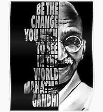 Be The Change.. Poster