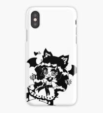 Mika the batgirl iPhone Case/Skin