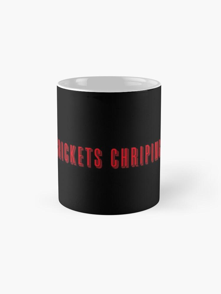 Crickets Chirping - Netflix Subtitles | Mug
