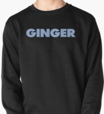 Ginger Brockhampton Pullover Sweatshirt