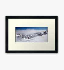 Between Heaven & Earth Framed Print