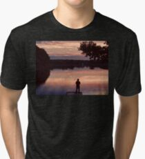 A perfect ending Tri-blend T-Shirt