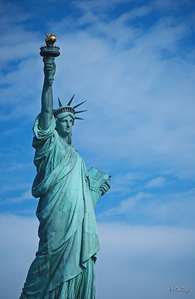 Liberty by Hicksy