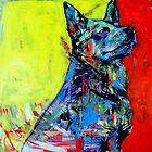 'Good dog' by Cat Leonard