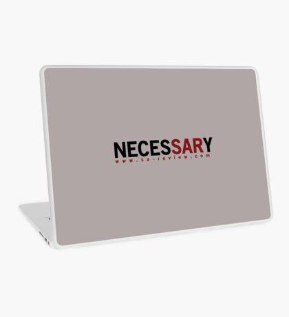 NECESSARY - San Antonio Review  Laptop Skin