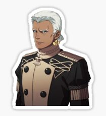 Dedue - Fire Emblem Three Houses Sticker