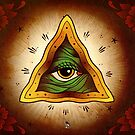 All Seeing Why by Jon MDC