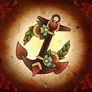 Anchors Away by Jon MDC