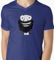 Happy! V-Neck T-Shirt
