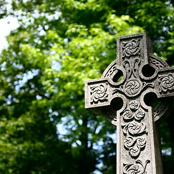 Celtic Cross - Camp Hill by MBTheriault