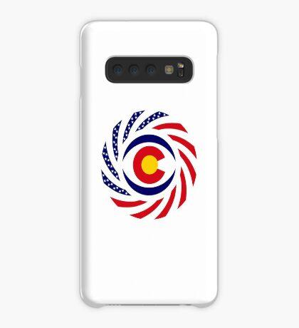 Coloradan Murican Patriot Flag Series Case/Skin for Samsung Galaxy