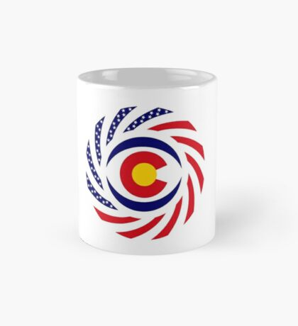 Coloradan Murican Patriot Flag Series Mug