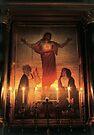 Sacred Heart, St. Maria Church, Rome by Blake Steele