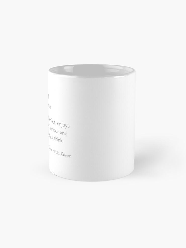 Alternate view of Unicorn Mum Mug