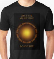 Bioshock infinite eye-bird Unisex T-Shirt