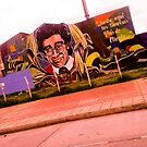 A tribute to Jaime Garzon Colombia misses him. by ALEJANDRA TRIANA MUÑOZ