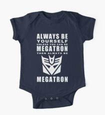 Always - Megatron One Piece - Short Sleeve