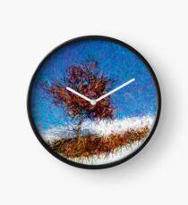 Dendrification 12 Clock