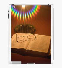 I see the light! iPad Case/Skin