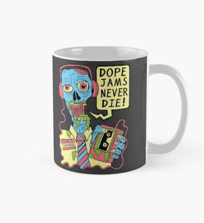 Dope Jams Zombie Taza