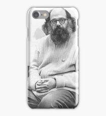 Allen Ginsberg iPhone Case/Skin