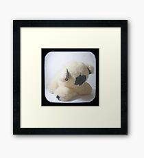 Lamb TTV Framed Print