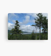 The Englishtown Ferry Canvas Print