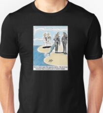 Bottom Feeder - marine biologists, scuba divers and a fish T-Shirt