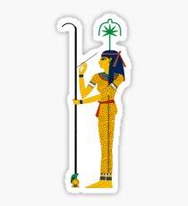 Seshat | Egyptian Gods, Goddesses, and Deities Sticker