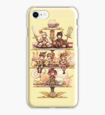 sweet teatime iPhone Case/Skin