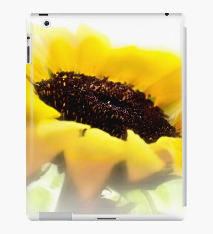 Summer is meant for sunflowers iPad Case/Skin