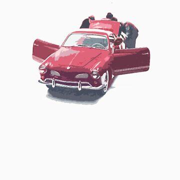Karmann Ghia by alastairc
