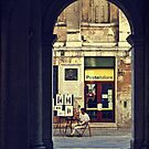 Artists in Venice, Italy by Dania Reichmuth
