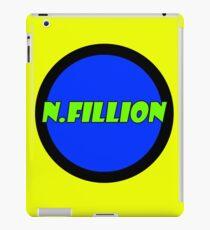 N.Fillion iPad Case/Skin