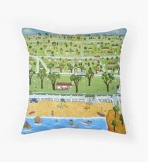 Balmoral Throw Pillow