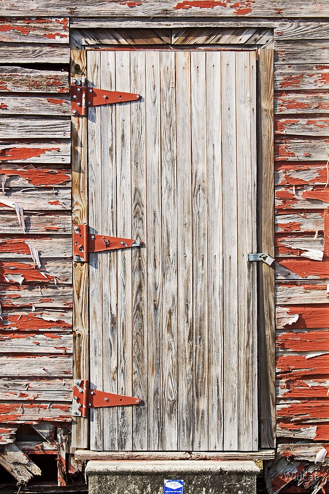 The Door to the Dynamite Shack...Is Locked. by Widcat