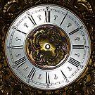 Steampunk Clock Face by BigAl3D